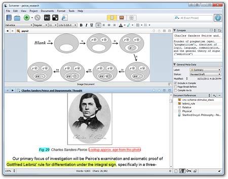 Scrivener Saturday: The Research Folder