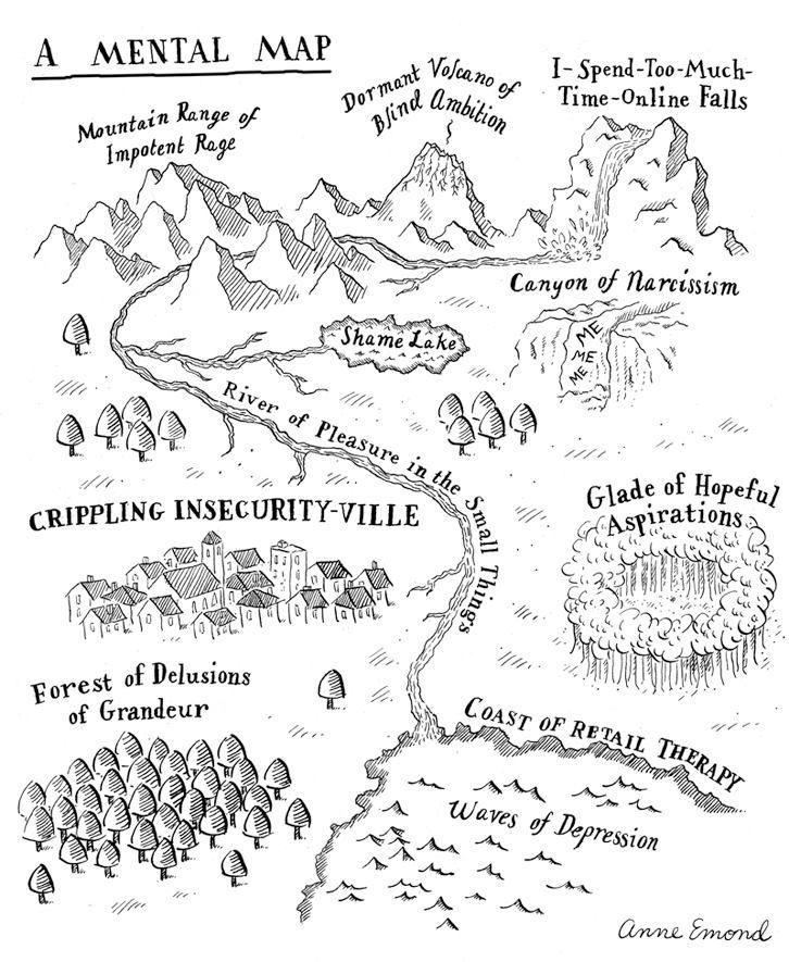 mapofawritersmind