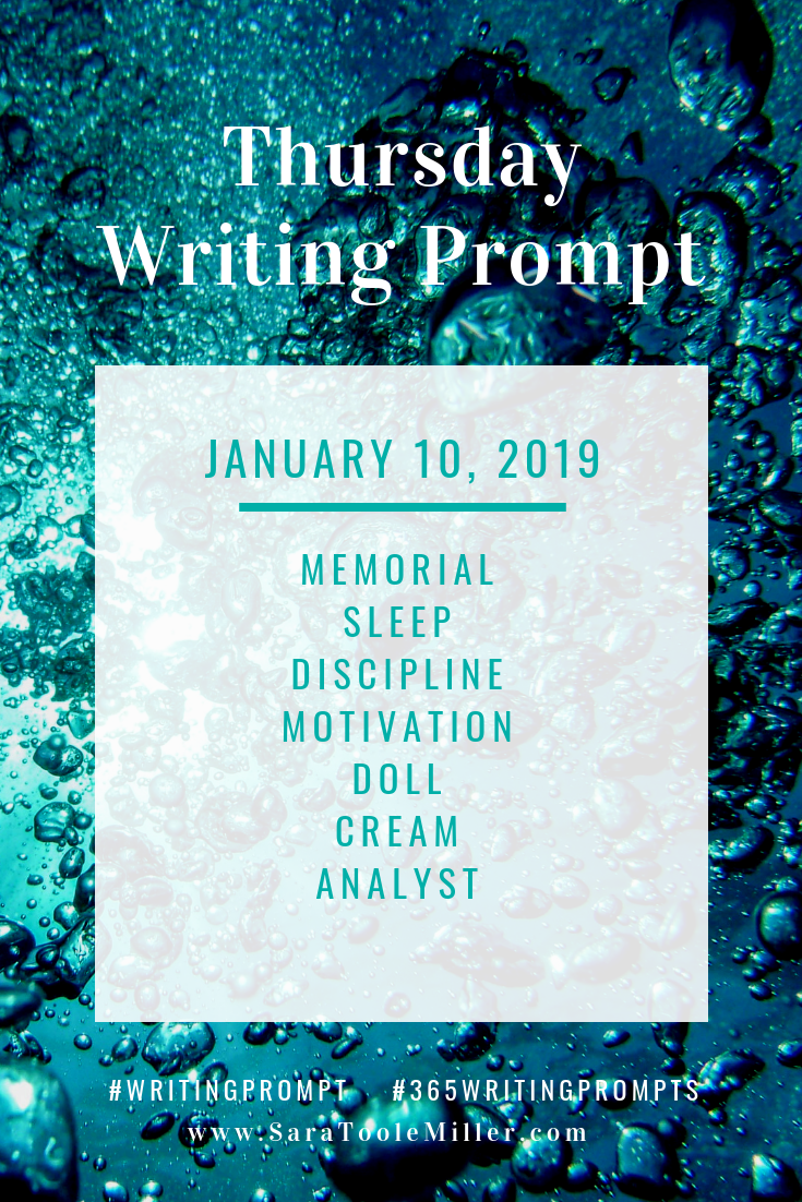 january 10 writing prompt 365