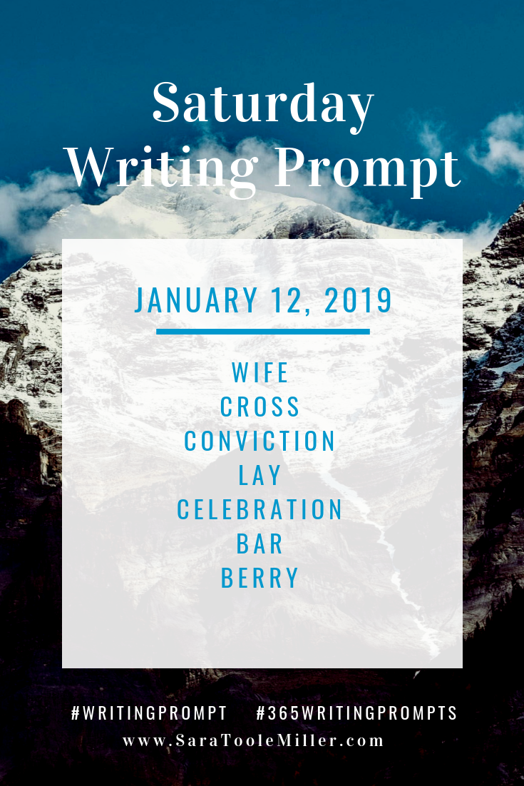 january 12 writing prompt 365