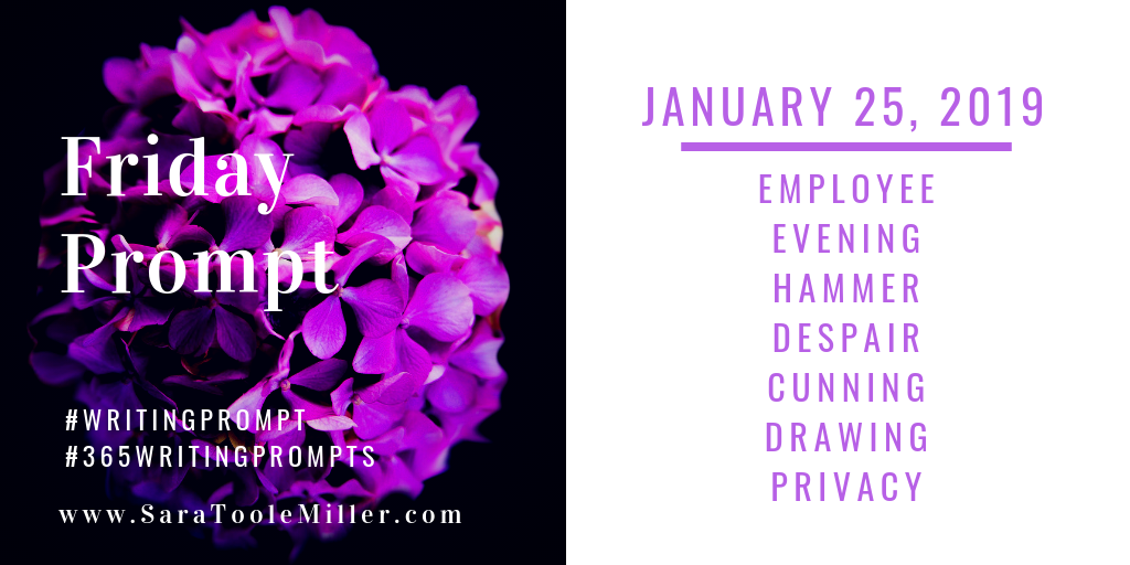 january 25 writing prompt