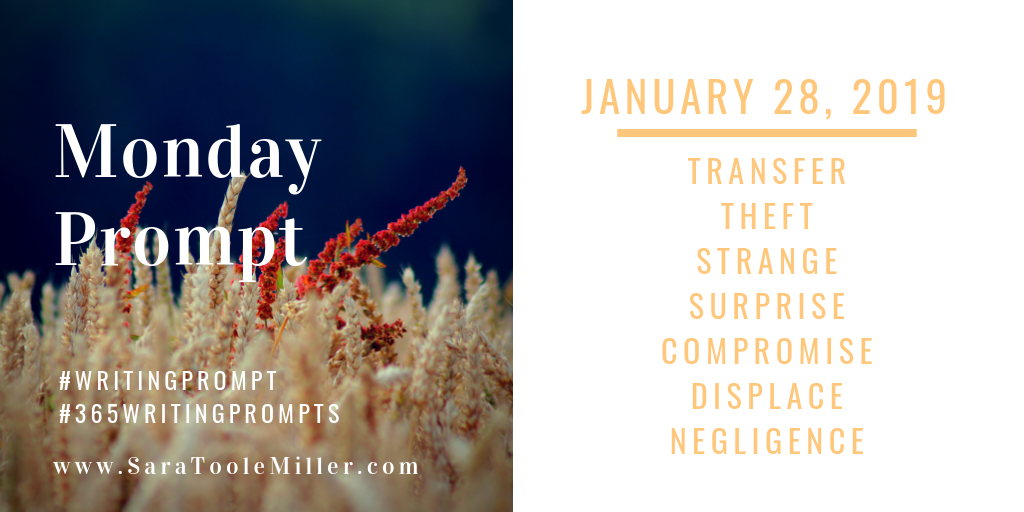 january 28 writing prompt