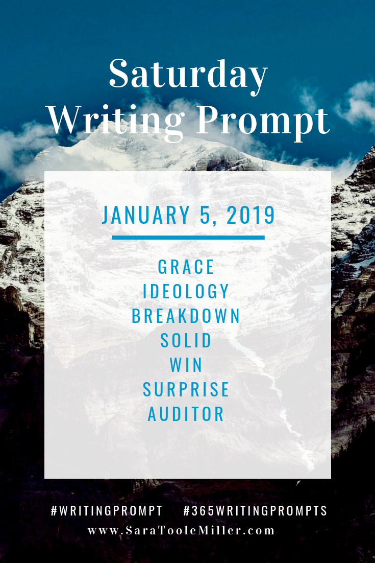 january 5 writing prompt 365
