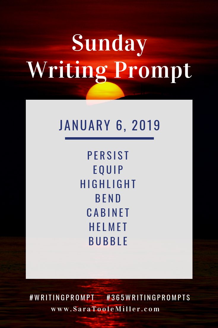 january 6 writing prompt 365