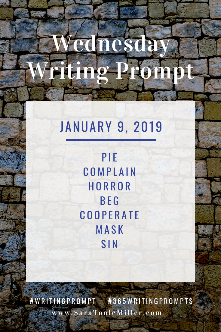 january 9 writing prompt 365